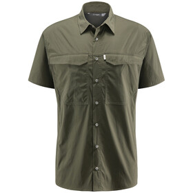 Haglöfs Salo SS Shirt Men, deep woods